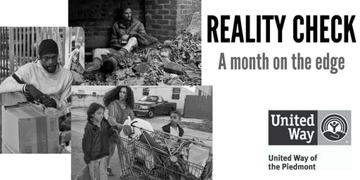 Reality Check Poverty Simulation: August 30