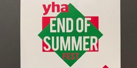 YHA End of Summer Fest