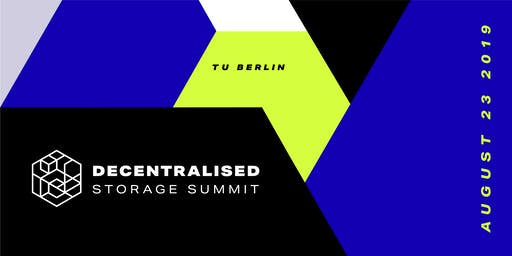 Decentralised Storage Summit