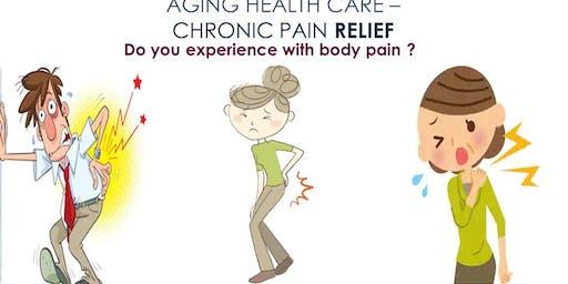 JB - You having chronic Pain? 目前市场需求,疼痛冶疗市场需求 分享新的治疗方案. 助你受惠及解决疼痛.