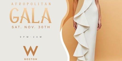 Afropolitan GALA 2019 | W BOSTON