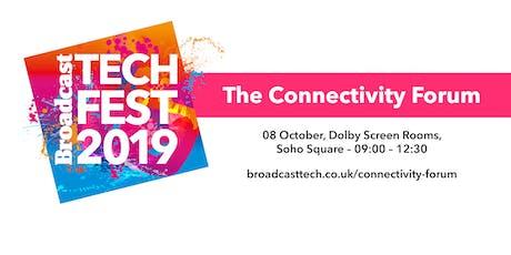 Connectivity Forum 2019 tickets