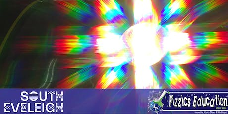 Waves of Fun - Science of Light & Sound, South Eveleigh, October 8, 9:00am to 12:00pm tickets