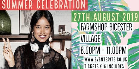 Farmshop & &Sister Summer Party and Charity Fundraiser  tickets