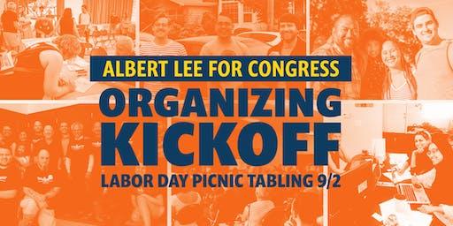 Labor Day Picnic Tabling w/ Paige Kreisman & Doyle Canning