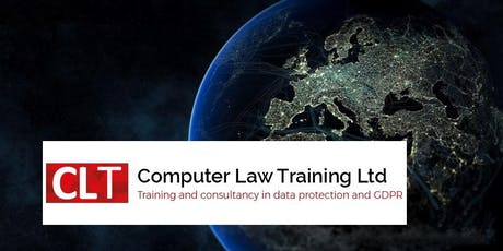 INTENSIVE 5 DAY GDPR Practitioner Course - GLASGOW tickets