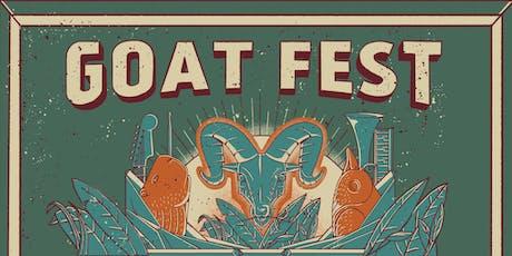 Goat Fest - Música e Artes ingressos