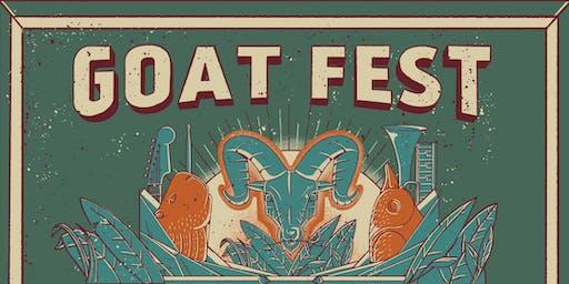 Goat Fest - Música e Artes