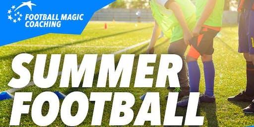 Football Magic Blackheath Holiday Camp