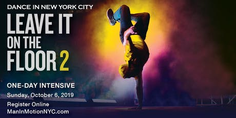 Dance In New York City: Leave It On The Floor PART 2 tickets