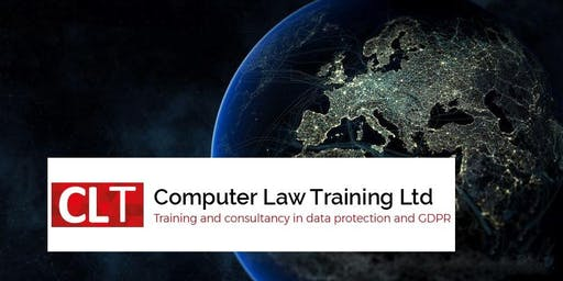 INTENSIVE 5 DAY GDPR Practitioner Course - GLASGOW
