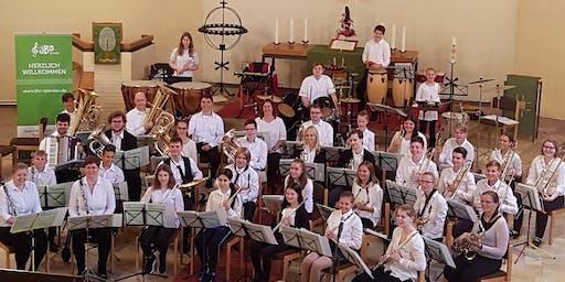 Herbstkonzert des Jugendblasorchester Spandau