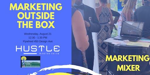Marketing Outside the Box | Marketing Mixer