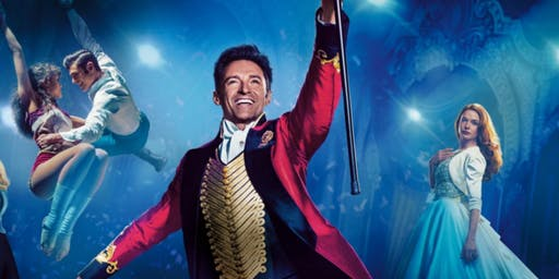 AfterLight Outdoor Cinema, Mold - The Greatest Showman (PG)