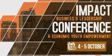 Impact Business and Leadership Conference  tickets