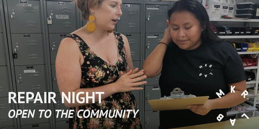 Free Community Repair Night