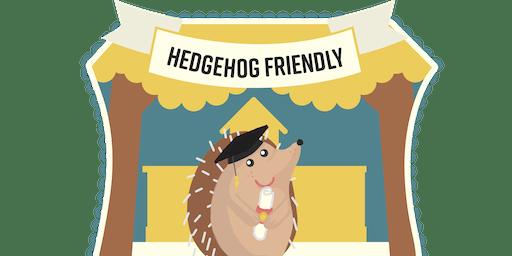 Hedgehog Surveying Workshop