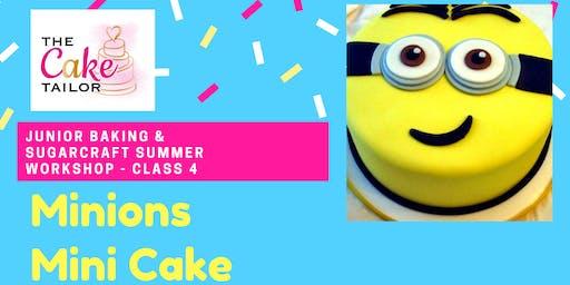 Summer Holiday Junior Baking & Sugarcraft Workshop Ages 6+ (Purley)