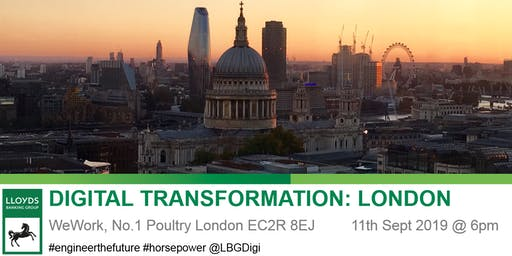 Digital Transformation: London