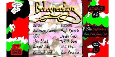 Bologneology: Bethlehem Casuals + Support // DJ Fresh Junk tickets