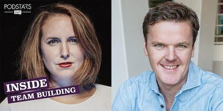"Live-Podcast ""Inside Team Building"" mit G+J Digitalchef Arne Wolter Tickets"