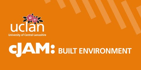 cJAM: Built Environment 2020 tickets