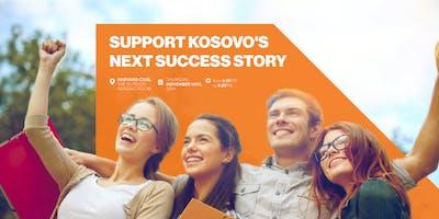 Support Kosova's Next Success Story