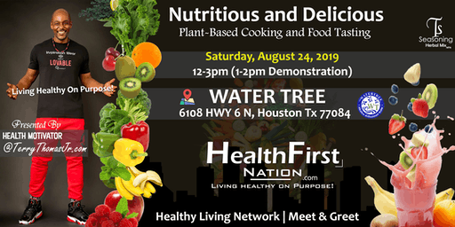 Healthy Living Networking Event