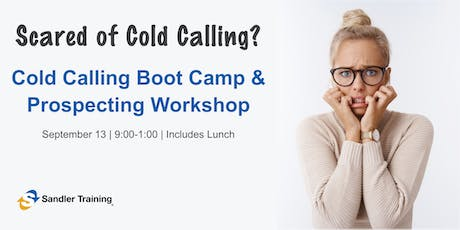 Cold Calling & Prospecting Workshop tickets