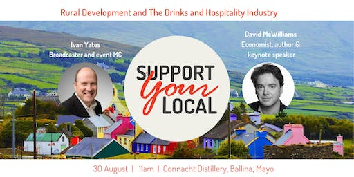 Rural Development & The Drinks and Hospitality Industry in Ireland