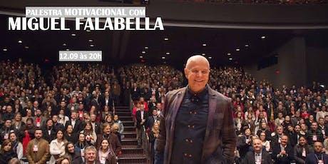Palestra Motivacional   Miguel Falabella ingressos