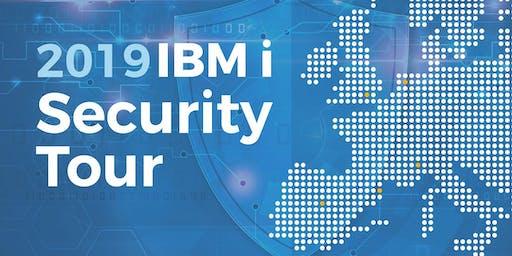 IBM i Security Tour Madrid