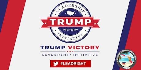 Trump Victory Leadership Initiative - Broward County tickets