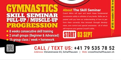 Gymnastics Skills Seminar