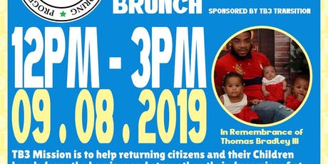 Child Advocacy Mentoring Program Brunch Fundraiser sponsored by TB3 TRANSITION  tickets