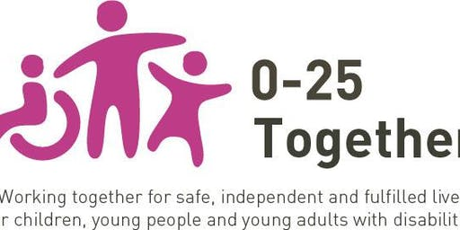 0-25 Safeguarding Conference 'Let's Talk About It'