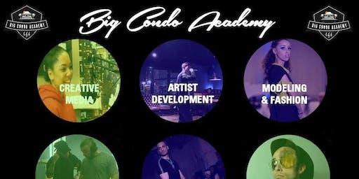 Big Condo Academy cic   Creative Media course