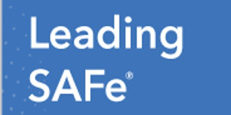 Leading SAFe 4.6 Certification Course tickets