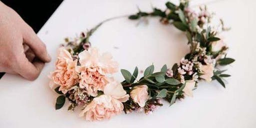 Flower Crown Making  with Didsbury Flower Lounge