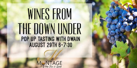 Wines From The Land  Down Under tickets