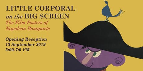 Little Corporal on the Big Screen: The Film Posters of Napoleon Bonaparte tickets