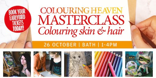 Colouring Heaven Masterclass