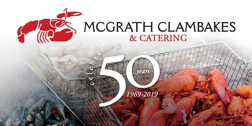 McGrath's 50th Anniversary