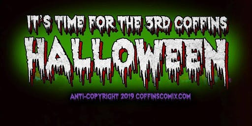Coffins 3rd Halloween & Tales of Terror #2 Release Party Tampa