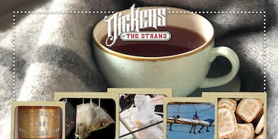 Tea With the Captain's Wife : Dickens on The Strand