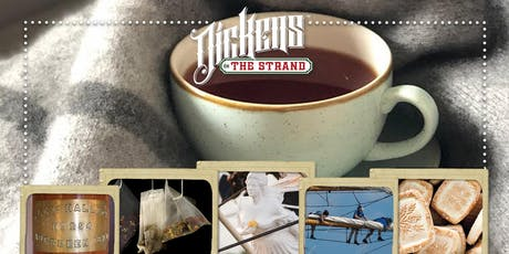 Tea With the Captain's Wife : Dickens on The Strand tickets