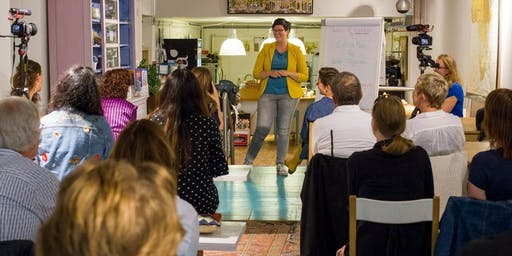 Stories of Inspiration - Spoken Word - vrijdag 18 okt. - Groningen