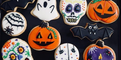 Spooky Cookie Decorating - $25