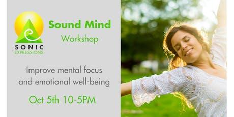 Sound Mind Workshop tickets