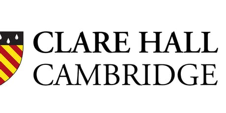 University of Cambridge Alumni Festival - Clare Hall Fellows' Talks tickets